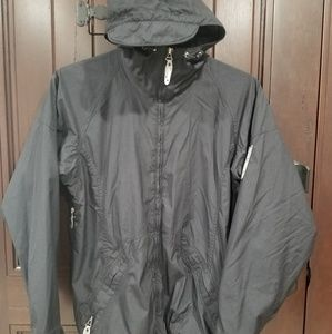 Columbia 7 Series Convert Jacket Ski Hooded W/ Bil